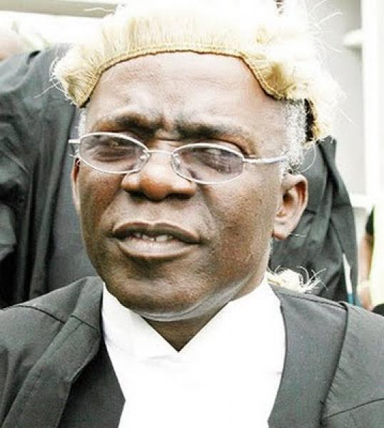 "Falana, Falana to Buhari: Soldiers should be""Withdrawn And Return To Their Barracks"", Latest Nigeria News, Daily Devotionals & Celebrity Gossips - Chidispalace"