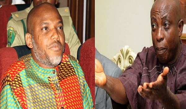 Photo of Biafra: Uwazuruike reveals those funding Nnamdi Kanu to destroy struggle for Igbo nation