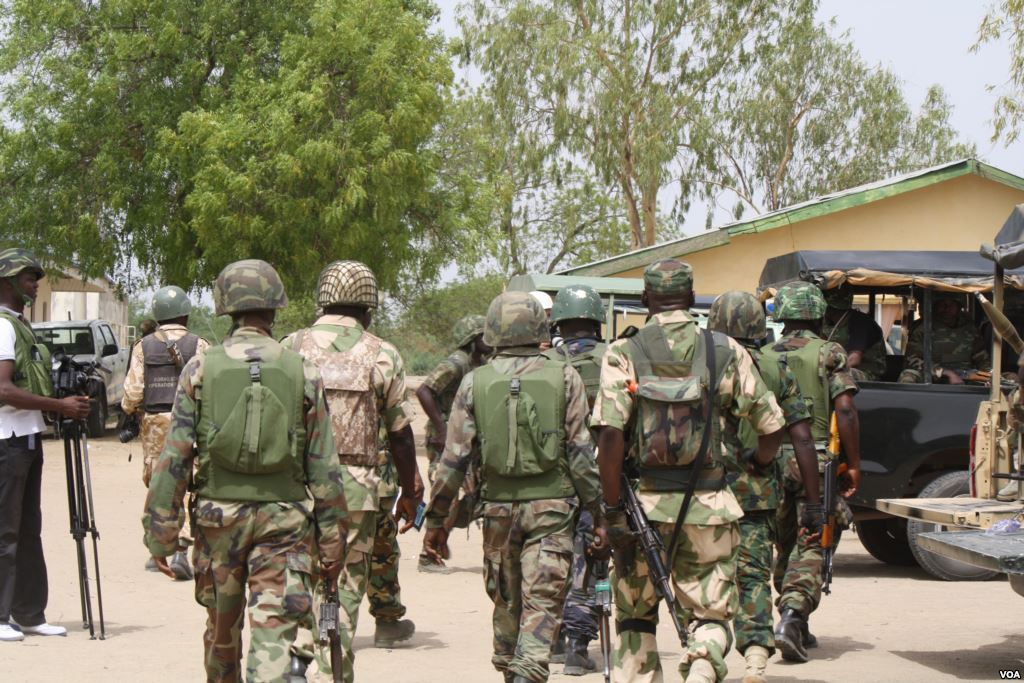 Recruit, Confirmed: Nigerian Army postponed recruitment exercise