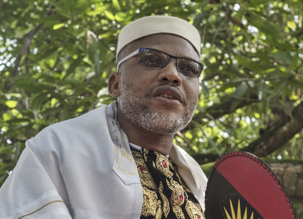 I am Nnamdi Kanu, the face of Biafra