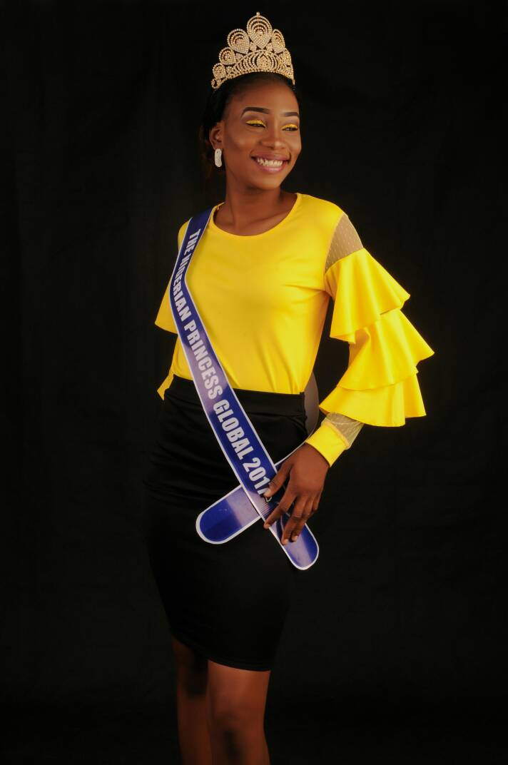 Beauty Queen, Queen Ella speaks on why most beauty Queens go into nudity (Interview)
