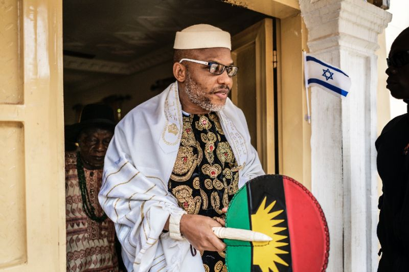 "Nnamdi Kanu, Nnamdi Kanu Latest Speech from Jerusalem, ""I will expose Jubrin of Sudan"" next month"