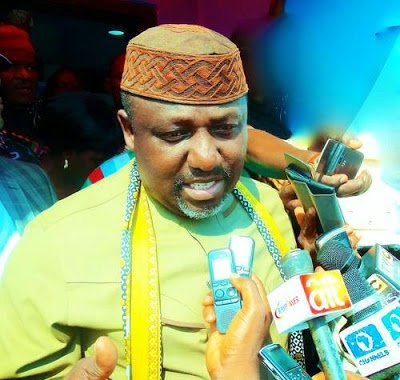 Photo of Rochas 'attacks' Buhari over treatment of Nigerian youths