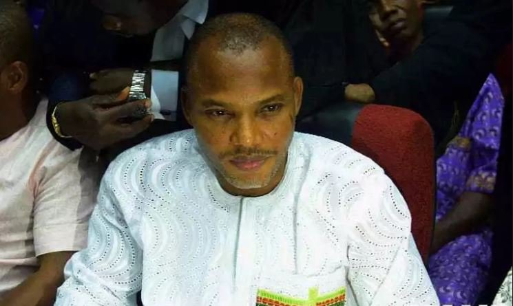 Buhari's Govt writes US, UK, others, insists Nnamdi Kanu's IPOB a terrorist organisation