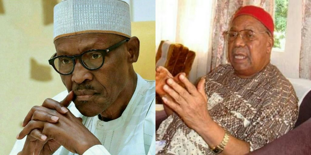 Buhari, Buhari hates Igbo people passionately – says Ex minister, Latest Nigeria News, Daily Devotionals & Celebrity Gossips - Chidispalace