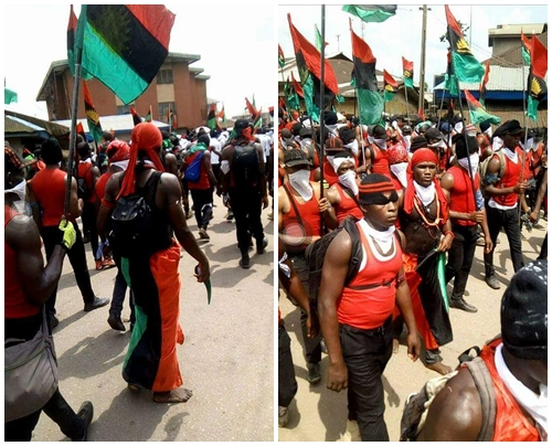 Photo of Biafra: IPOB declares no election in Akwa Ibom