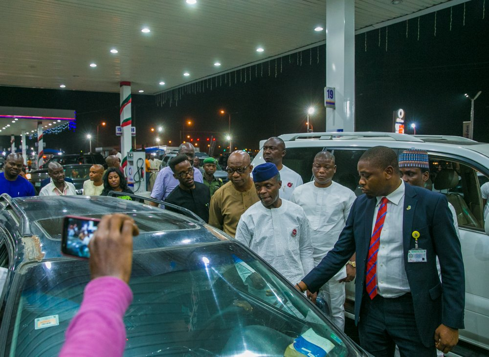 Christmas Fuel Scarcity: