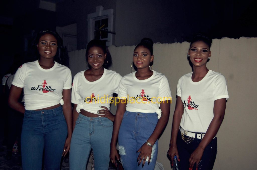 Queen Freda's magical moments at Miss Bayelsa Beauty Pageant (Photos)