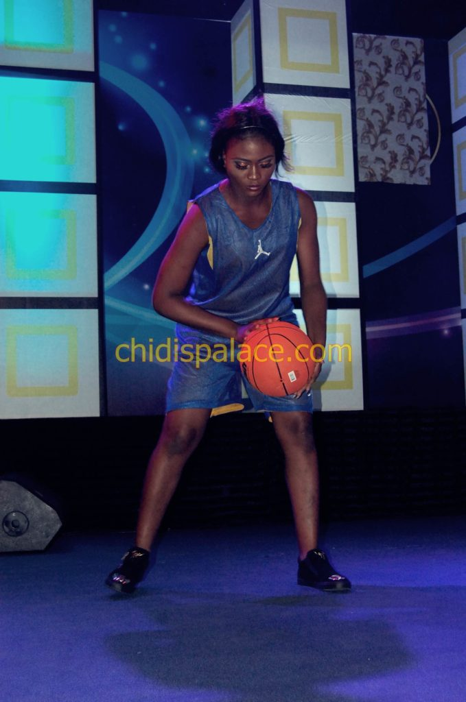 magical moments, Queen Freda's magical moments at Miss Bayelsa Beauty Pageant (Photos)