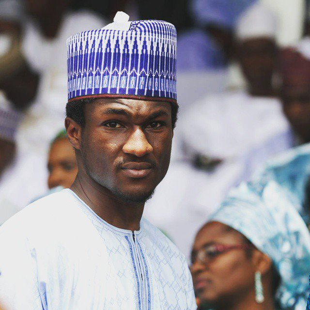 Buhari, Confirmed: Yusuf Buhari involved in a ghastly bike accident