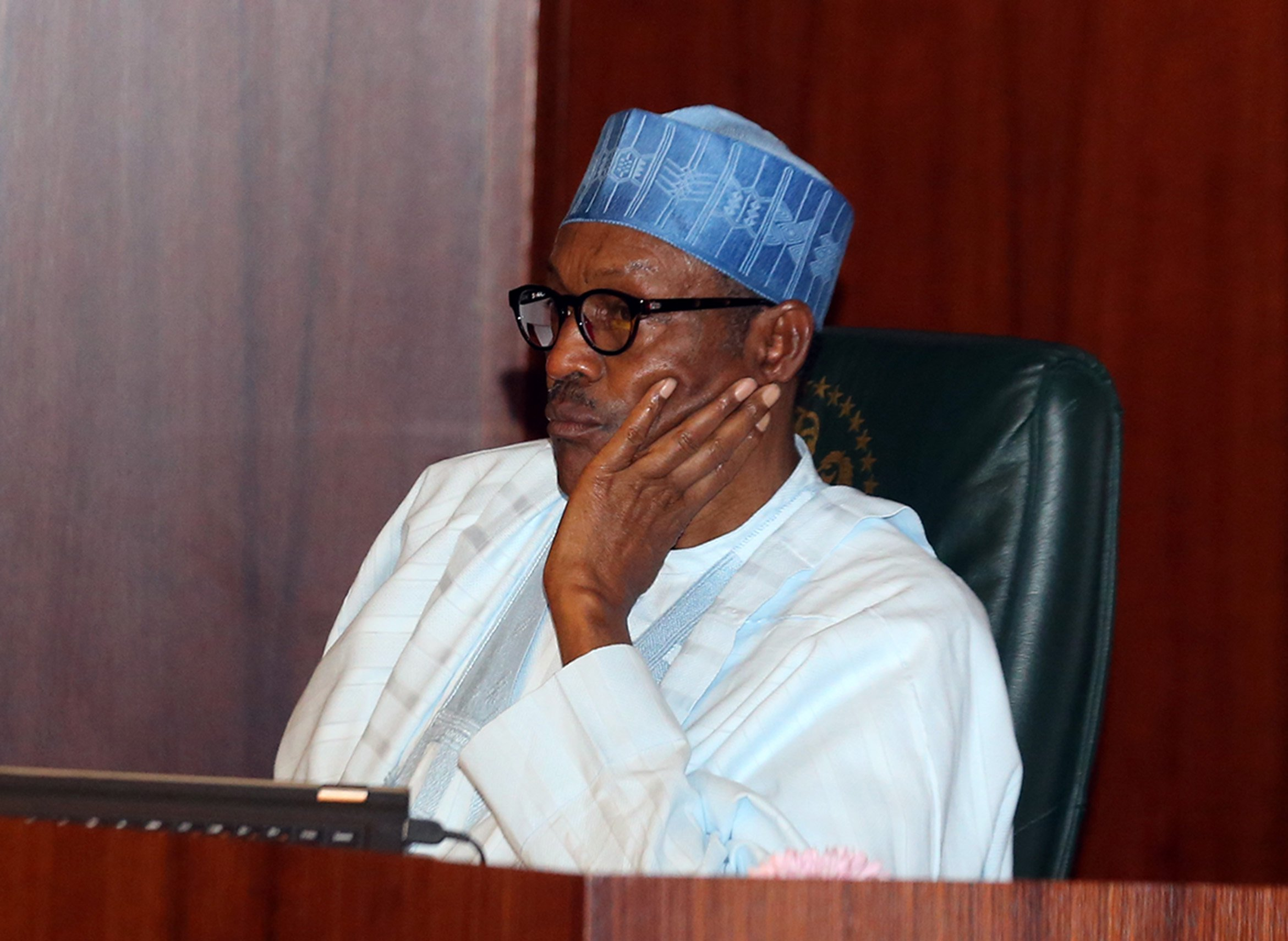 The reason why Buhari removed Matthew Seiyefa as DSS boss, PDP reveals