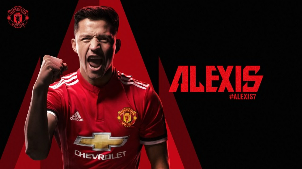Now Official: Alexis Sanchez signs for Manchester United