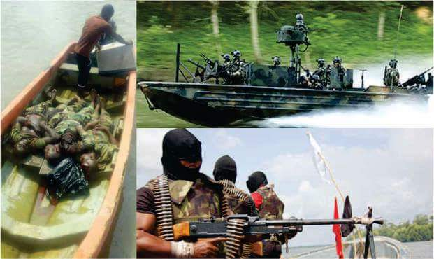 Photo of Suspected Militants shot driver, abduct Nigerian soldier in Bayelsa