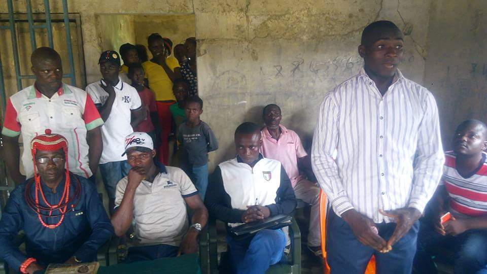 We stand for peace in Ekeremor LGA - Council Chairman