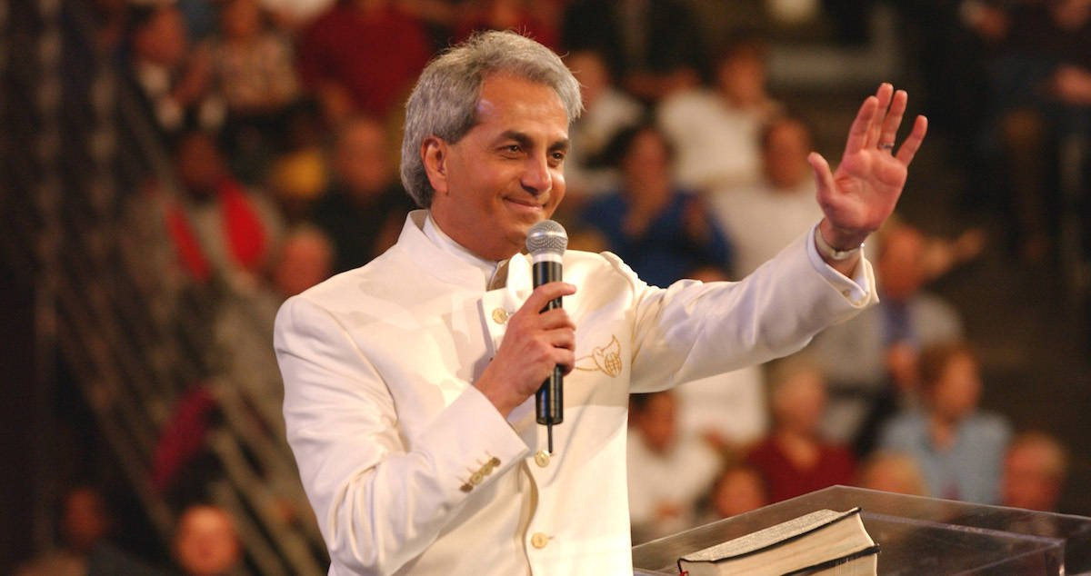 Benny Hinn in Nigeria means trouble for the evil cabal (Read Now)