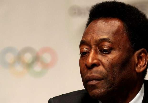 Football icon, Pele collapses, rushed to hospital