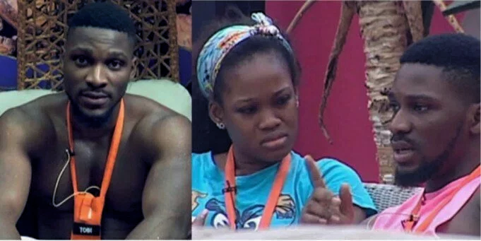 Naija, BBNaija 2018: Tobi blames Cee-C for destroying their relationship