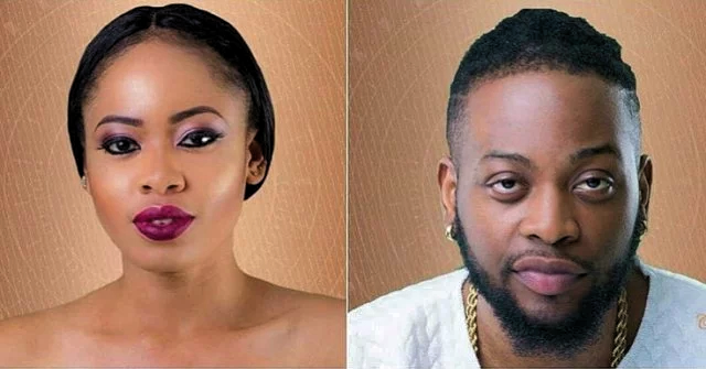 Bbnaija 2018, BBNaija 2018: Nina,Teddy A win best pair, barred from HOH challenge