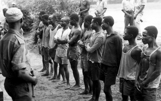 Photo of 12 Unforgettable throwback photos from the Biafran war