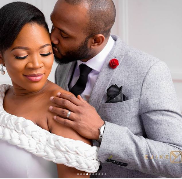 Stunning Photos From Charly Boy's Daughter's Court Wedding