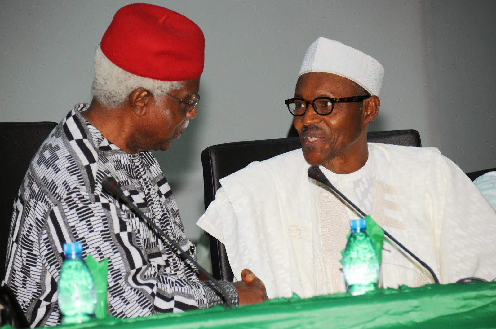 Buhari 32 years ago put Ekwueme into prison and 32 years after he died under his government