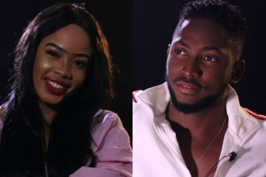 Nina attacked Miracle in Big Brother Naija house