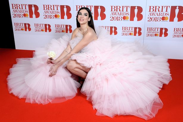 Brit, Dua Lipa, Paloma Faith and Tallia Storm lead the worst dressed at the Brit Awards 2018