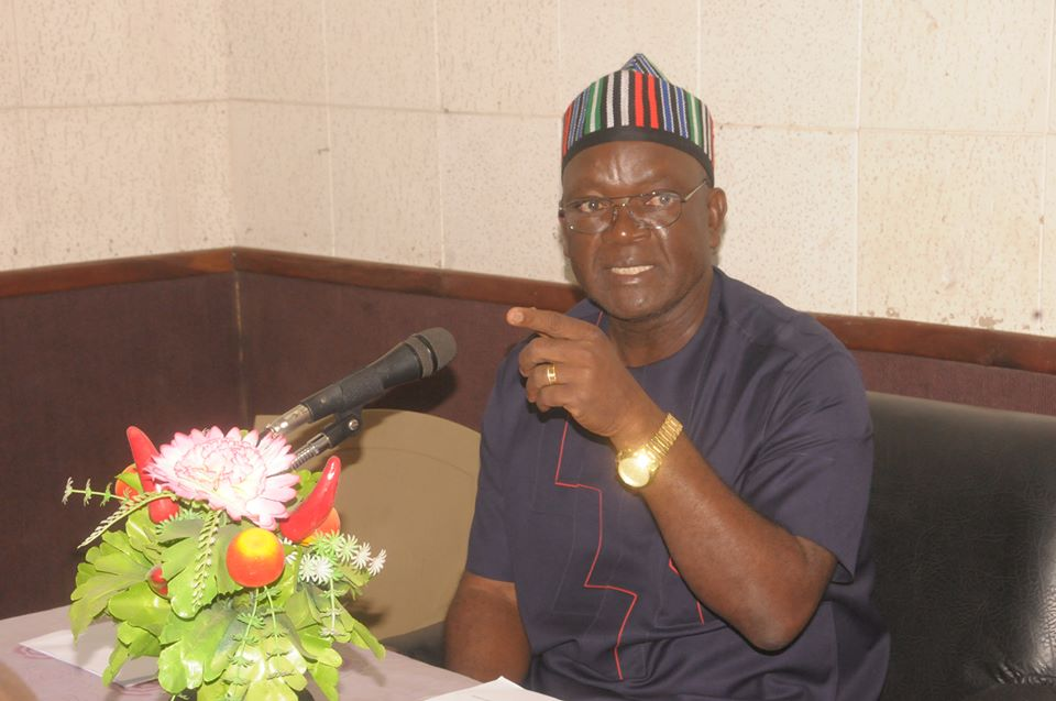 """Benue State governor, Samuel Ortom, has explained why he did not go to neighboruing Nasarawa State to welcome President Muhammadu Buhari on Tuesday. DAILY POST reports that Buhari was in Nasarawa on a working visit where he commissioned a couple of projects. However, many critics were wondering why Ortom failed to welcome the president, who doubles as his party leader at the event but rather sent his deputy, Benson Abounu to represent him. Ortom in a swift reaction said he could not leave his people who were being killed by the marauding herdsmen to welcome the president, hence his reason to send his deputy to represent him. He said, """"I was invited by my colleague from Nasarawa state over the visit of the President. As a mark of honour and respect for his office and that of the president, I have sent my deputy to represent me because I cannot leave the state when my people are being killed."""""""