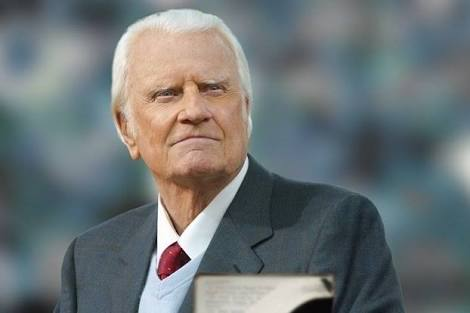Billy graham, Popular quotes of the late American evangelist, Billy Graham