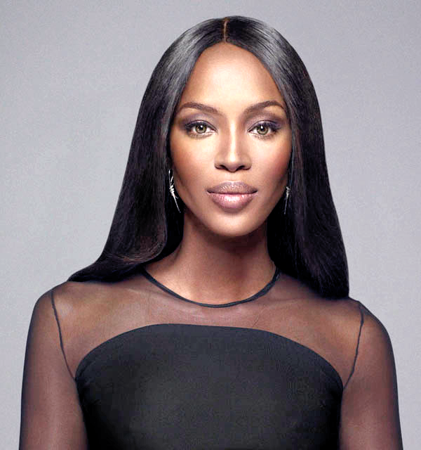 Supermodel Naomi Campbell confirmed dating Adenuga