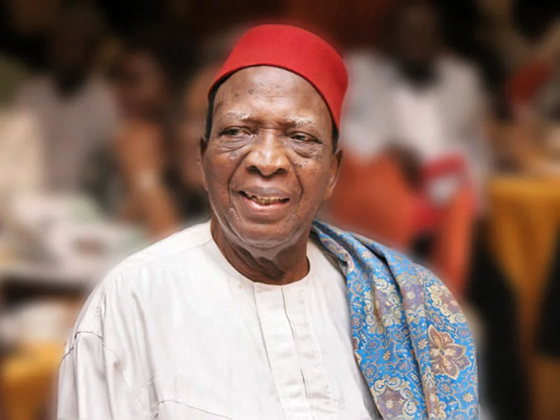 Biafra: Igbo Elders to takeover agitation if Buhari fails to remove IPOB from terrorist' list - Prof Nwabueze