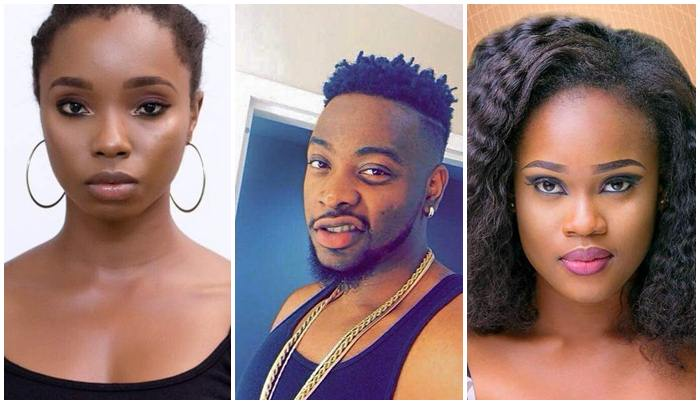 BBNaija 2018: Cee-c tells BamBam that Teddy A is a good guy (VIDEO)