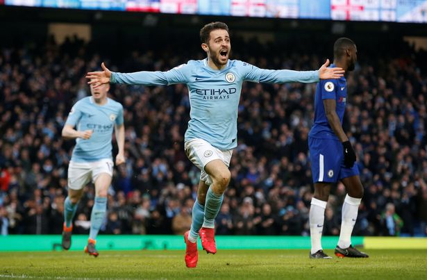 Man City, EPL Table: Man City defeat Chelsea to go 18 points clear, Latest Nigeria News, Daily Devotionals & Celebrity Gossips - Chidispalace