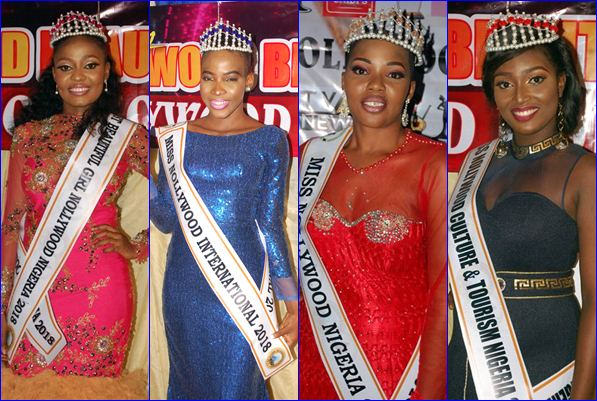 Live Update: Miss Nollywood Beauty Pageant 2018 (Photos/Video)