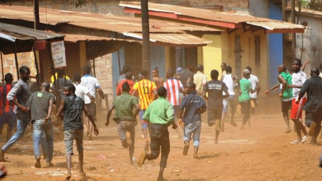 11 people allegedly killed as two communities clash in Cross River