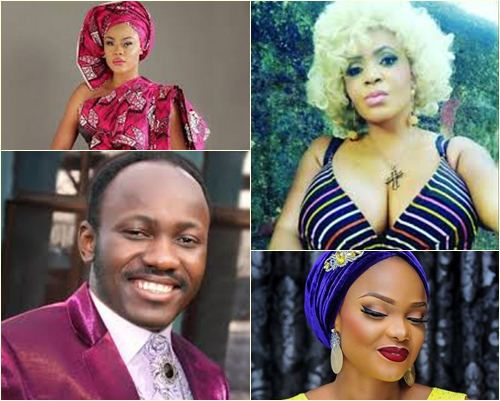 suleiman, Apostle Suleiman condemns comedians that make jokes about Jesus, says no one can make jokes about Mohammed