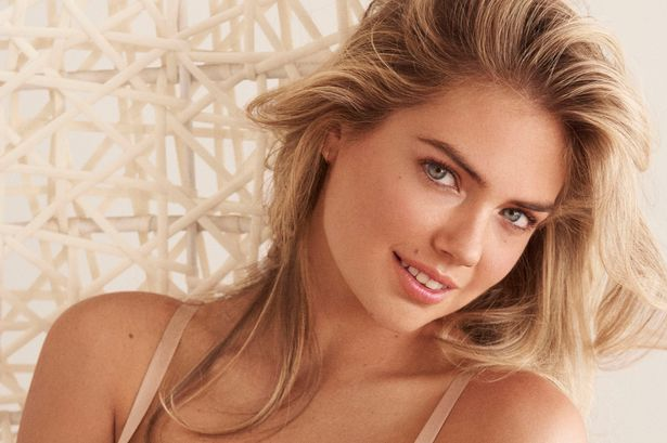 kate upton, Kate Upton slays enviable curves in sexy selection of lace lingerie for new campaign, Latest Nigeria News, Daily Devotionals & Celebrity Gossips - Chidispalace