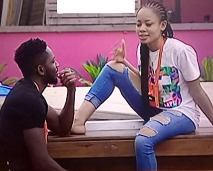 BBNaija 2018 Day 74: Big Brother housemates, Nina and Miracle finally reunite - Video, BBNaija 2018 Day 74: Big Brother housemates, Nina and Miracle finally reunite – Video