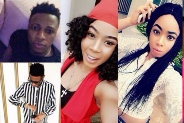 BBNaija 2018: Nina's boyfriend Collins deletes all her pictures on IG