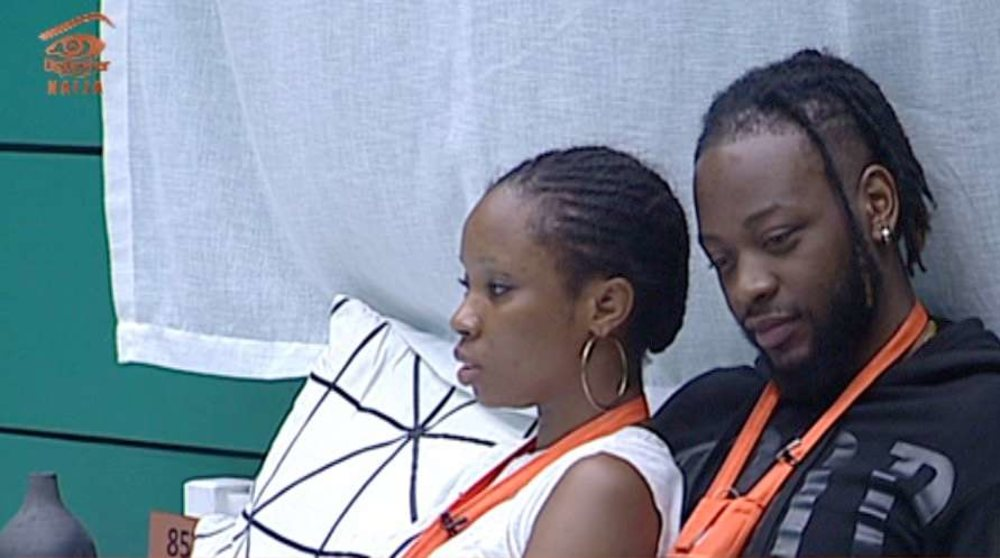 bam, BBNaija 2018 Double Wahala Day 61: The BamTeddy Chronicles, Latest Nigeria News, Daily Devotionals & Celebrity Gossips - Chidispalace