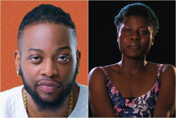 BBNaija 2018 Double Wahala: Alex and Teddy A in a hilarious stand off war - Video