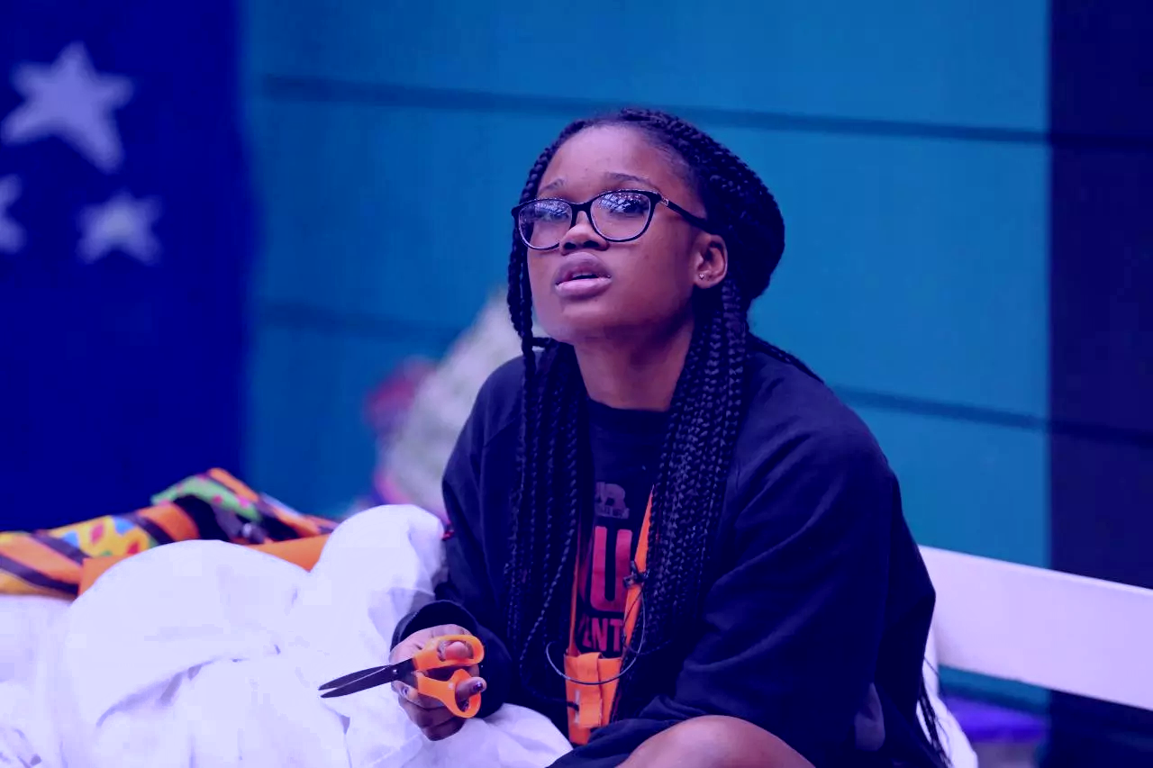 Cee-c opens up why she fight and talk while sleeping