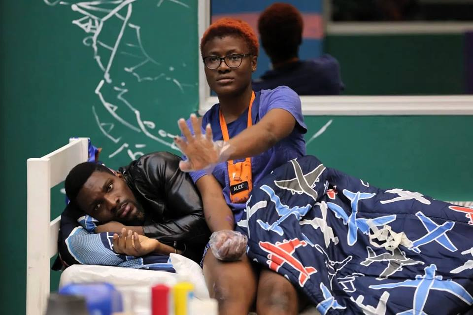 Tobi, BBNaija 2018 Day 78: I'm ready to date Alex – Tobi opens up