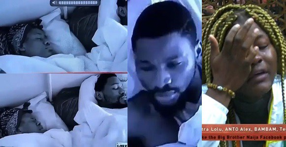 Alex, BBNaija 2018: Alex flies off her bed screaming during Nightmare, Tobi prays for her, Latest Nigeria News, Daily Devotionals & Celebrity Gossips - Chidispalace