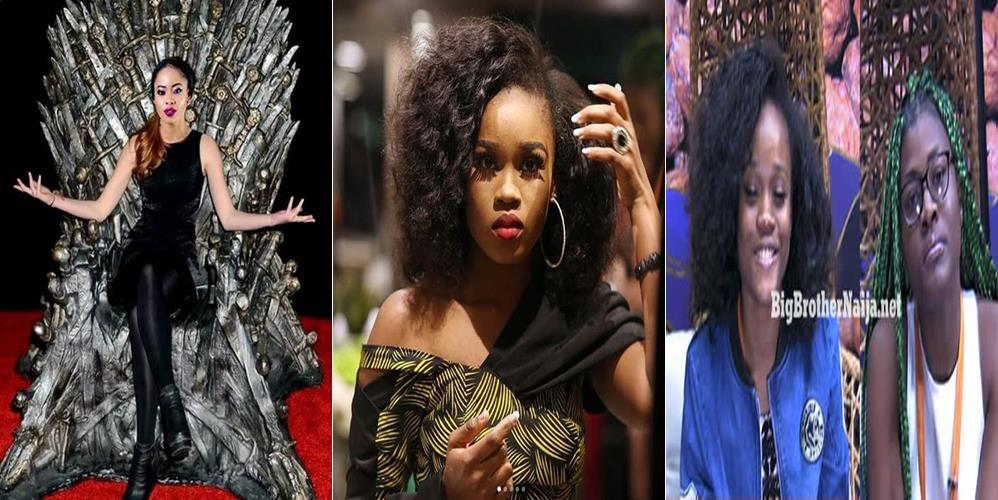 BBNaija 2018 Day 79: Cee-c replaces Nina as Head of House