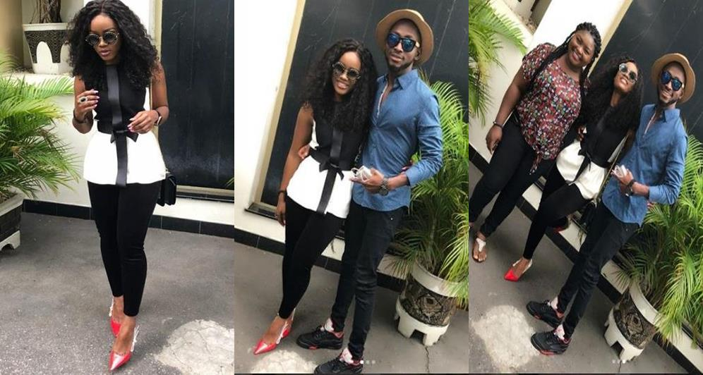 Cee-c, BBNaija 2018: Cee-c hangs out with Miracle – See photos, Latest Nigeria News, Daily Devotionals & Celebrity Gossips - Chidispalace