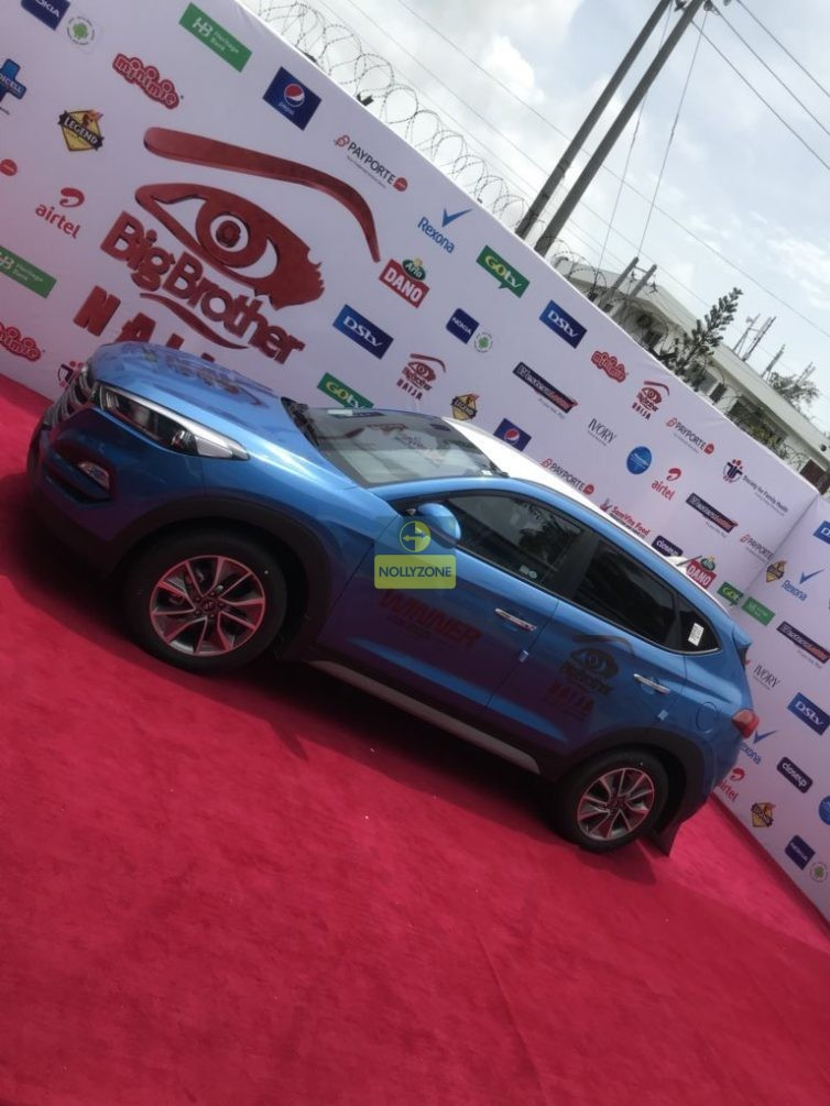 25 million, BBNaija 2018: Miracle presented with cheque of 25 million Naira plus SUV car – Photos, Latest Nigeria News, Daily Devotionals & Celebrity Gossips - Chidispalace