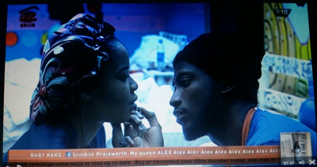 BBNaija 2018 Day 77: Miracle's magic hand on the female housemates - Video