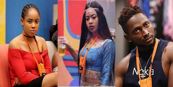 BBNaija 2018 Day 74: Big Brother lovebirds, Nina and Miracle finally reunite - Video