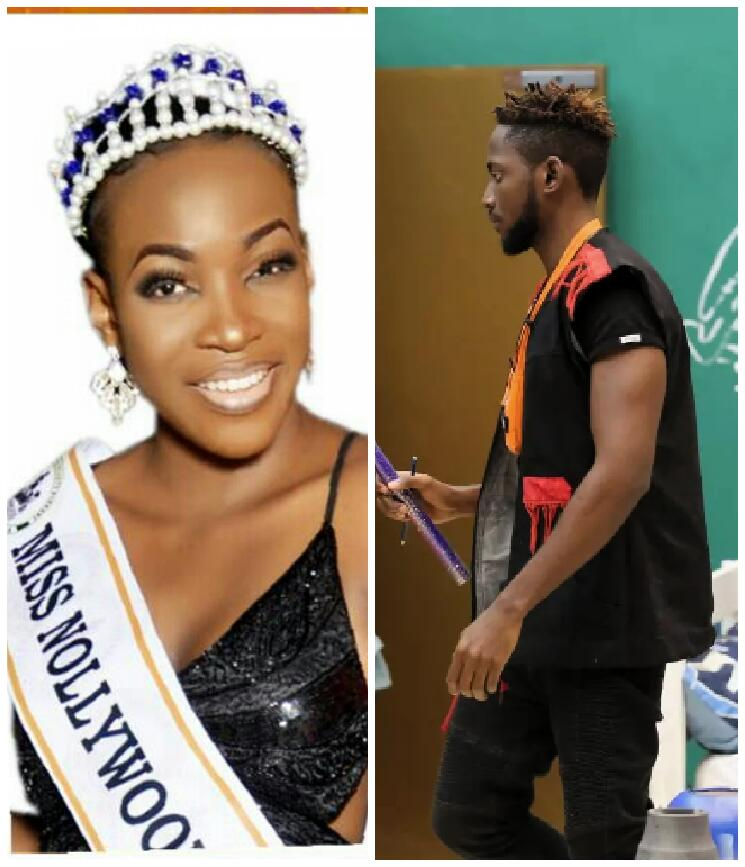 Miss Nollywood International 2018, BBNaija 2017 Day 78: Miss Nollywood International 2018 drums support for Miracle, Latest Nigeria News, Daily Devotionals & Celebrity Gossips - Chidispalace